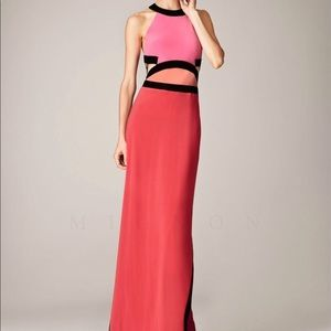 New MIGNON Colorful Evening Gown